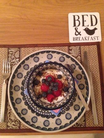 Dashwood Bed and Breakfast Amsterdam: Colazione
