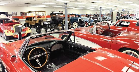 Cool Corvetts Picture Of Martin Auto Museum Phoenix Tripadvisor