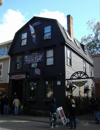 Photo of Tourist Attraction Crow Haven Corner at 125 Essex St, Salem, MA 01970, United States