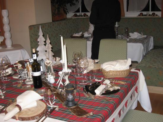 Hotel Olympia: e poi a tavola