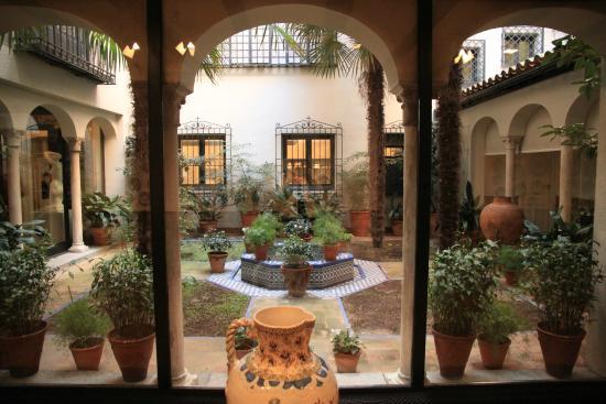 Musée Sorolla : la sala delle ceramiche