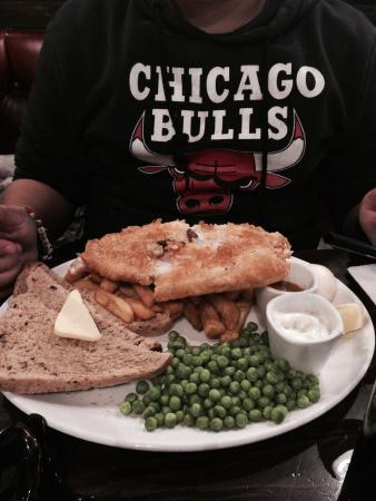 Taylor Walker Swan: Real super fish&chips