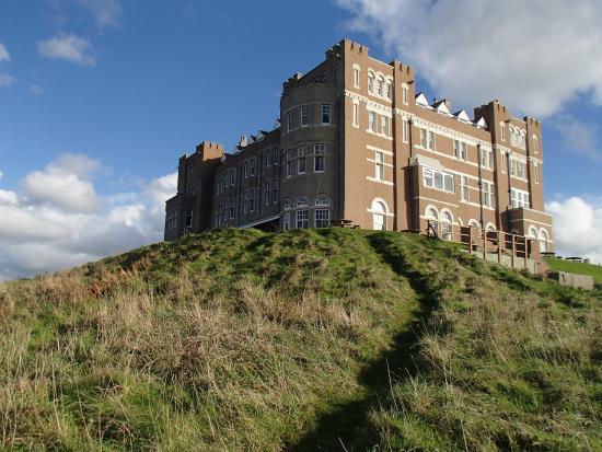 Cliff Castle Hotel Rooms