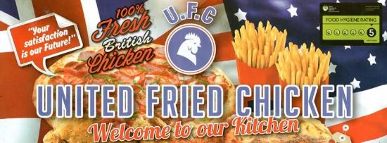 United Fried Chicken