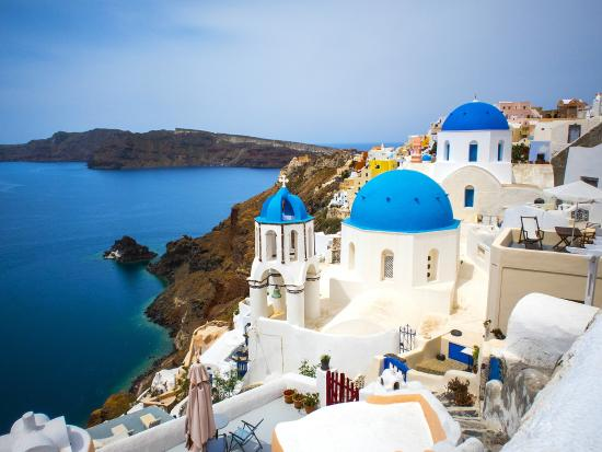 Art Maisons Luxury Santorini Hotels As Oia Castle Steps From Is The Picturesque