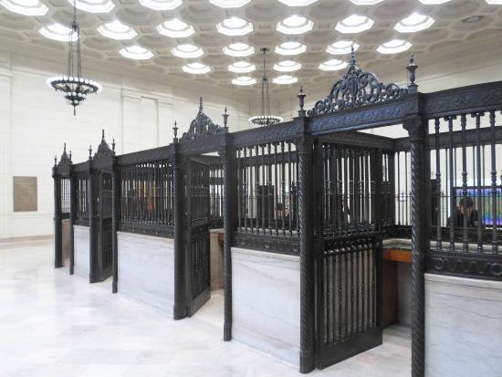 El Museo del Banco Central de Reserva del Peru: Primeiro andar do museu.