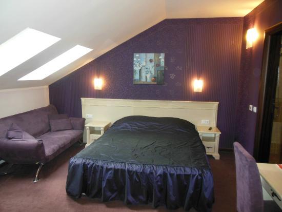 Hotel Aris : Room