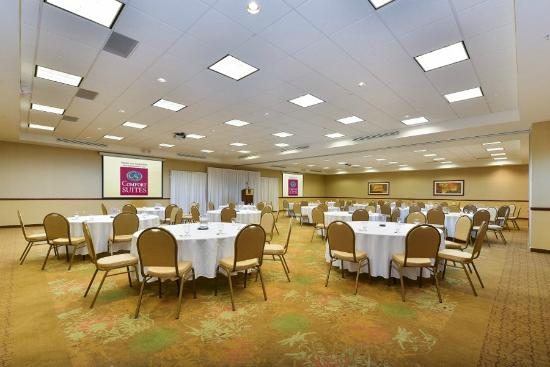 Comfort Suites Hotel & Convention Center Rapid City: Crown Ballroom
