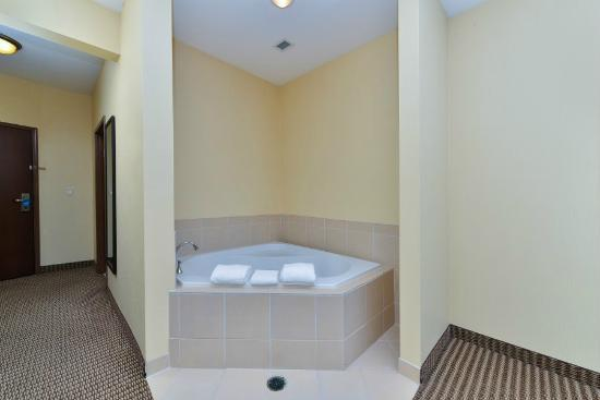 Comfort Suites Hotel & Convention Center Rapid City: Jacuzzi