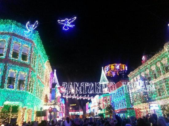 Disneyu0027s Hollywood Studios: Osborne Christmas Lights A Must ...