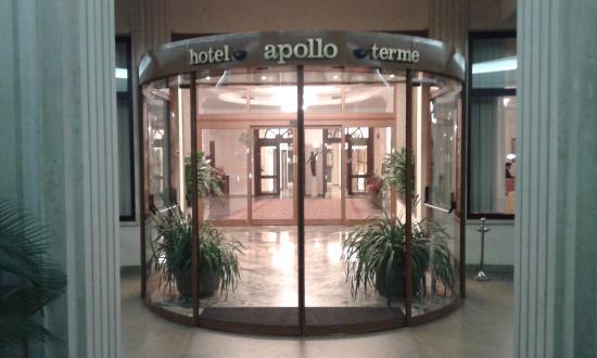 Apollo Hotel Terme: ingresso