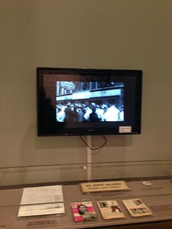 African American Civil War Memorial & Museum: Video to listen to