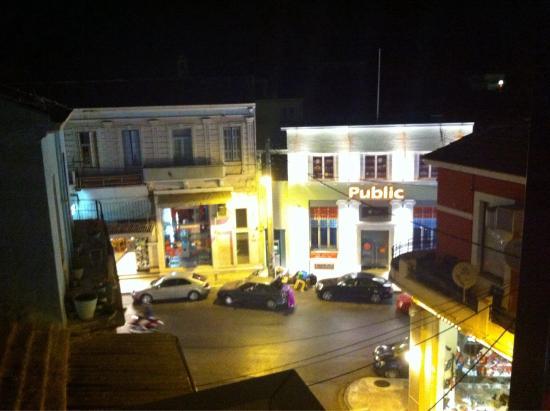 Archontiki Hotel: Θέα από το δωμάτιο