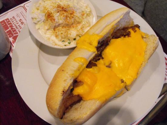 philly cheese steak cheese whiz