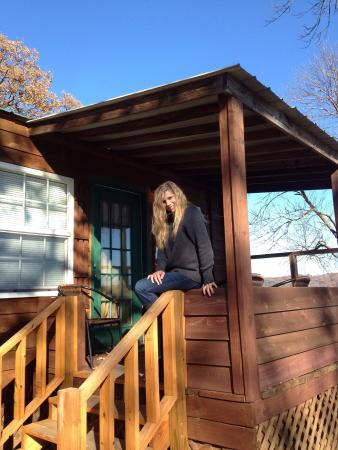 Our Cabin Picture Of Lee S Grand Lake Resort Grove