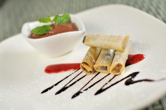 Divino: Chocolate Springroll