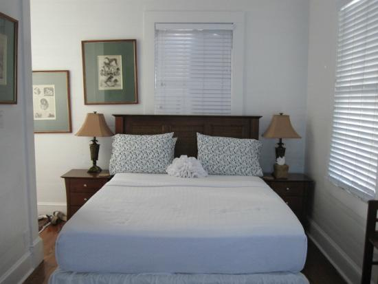 Key West Bed and Breakfast : Blue Room