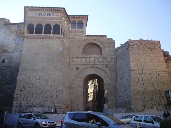 Arco Etrusco, Perugia