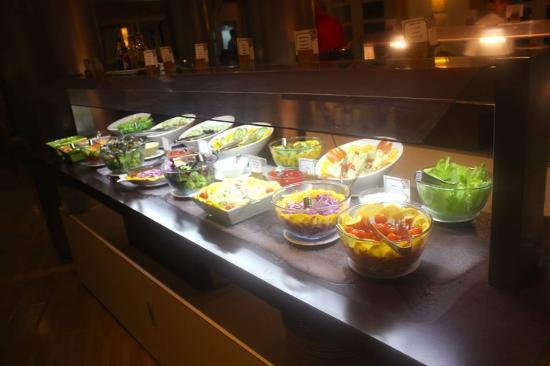 Hotel Timoulay & Spa Agadir: Salad