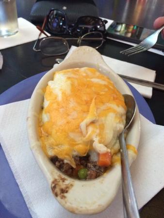Daiquiri Shak Raw Bar & Grille: Shepard's Pie lunch special