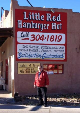 Little Red Hamburger Hut