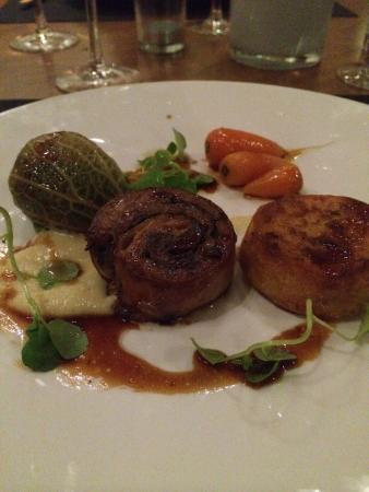 Podium Restaurant Bar & Lounge: Lamb