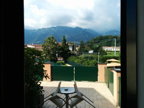 Hotel San Giacomo Sport&Relax: ons dakterras.