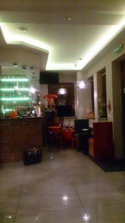 Agit Hotel Congress & Spa: Аккуратный бар