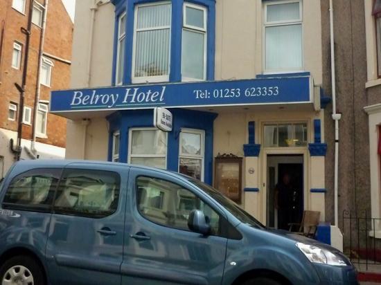 The Belroy Hotel, Blackpool