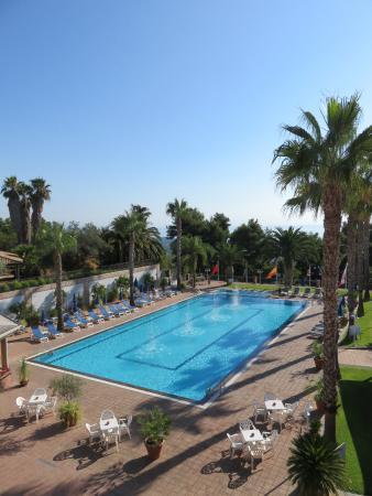 Hotel Orizzonte - Acireale : Panorama dalla camera