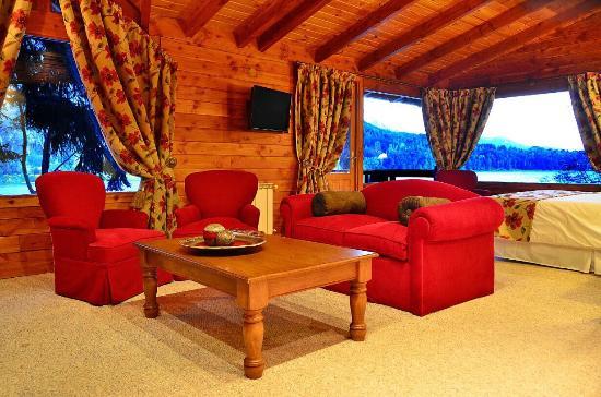 Hosteria Dos Bahias: Hab 114 suite superior