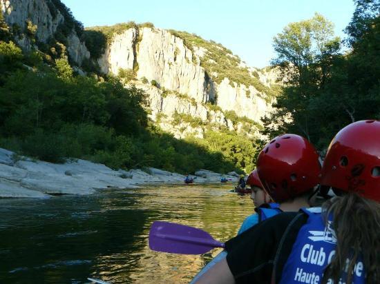 CK2H - Club de Canoe-Kayak de la Haute Vallee de l'Herault