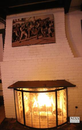 Fireplace Newburyport  Fireplace -NIXS Newburyport