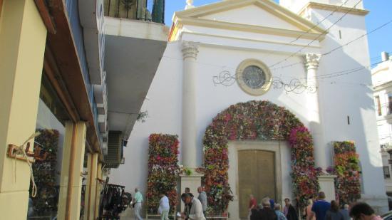 Iglesia de San Jaime y Santa Ana: церковь