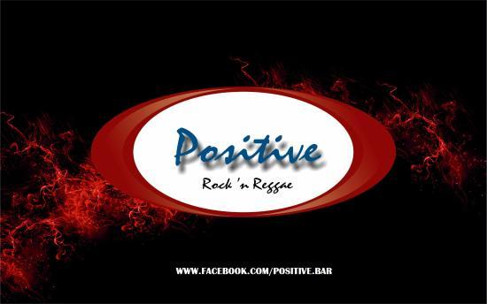positive bar