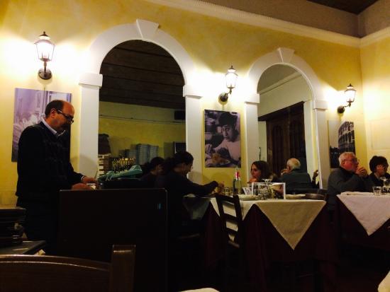 Sala Da Pranzo Foto Di Ristorante L 39 Aquila D 39 Oro Srl