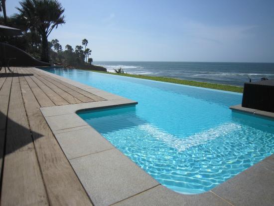Ngala Lodge: Infinity Pool