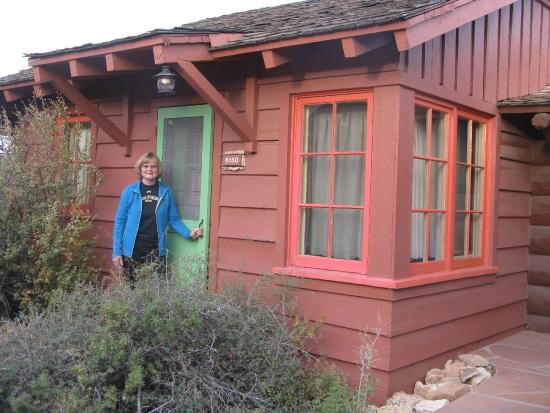 Bright Angel Cabin Picture Of Bright Angel Lodge Grand