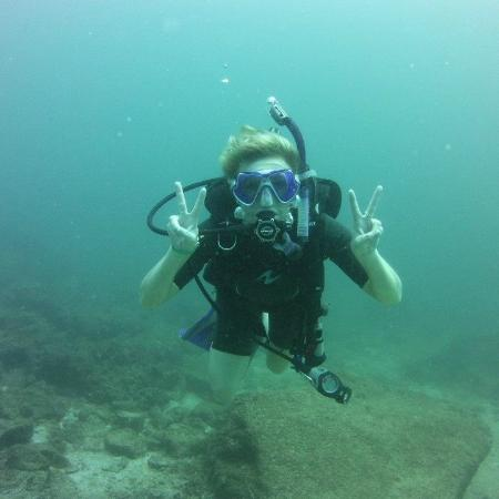 Pacific Coast Dive Center: Enjoying the diving in the Catalina Islands