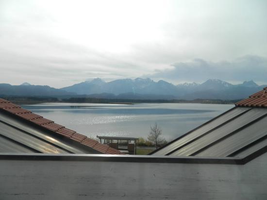Hotel Geiger: Vista desde la Habitación