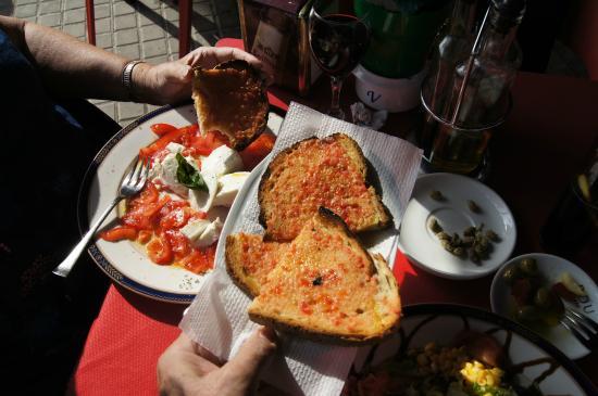 Restaurante Papitu: Oh what a treat!