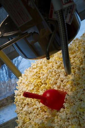 Baymont Inn & Suites Mattoon: Melt in your mouth popcorn.