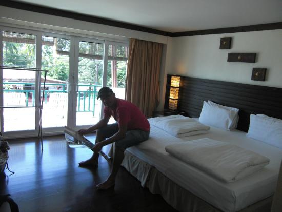 Lanta Mermaid Boutique House: nice and large room and verry clean