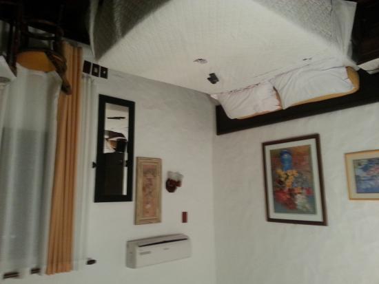 Pousada Casa Sin Nombre: Foto do Quarto