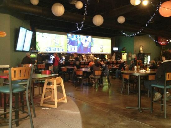 Roseburg, OR: 3 overhead screens to watch