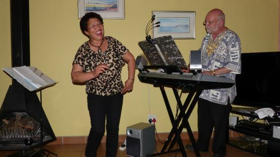 Magic Moments in Oudtshoorn: Sissy und Barry in Aktion