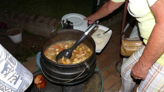 Magic Moments in Oudtshoorn: Potjiekos