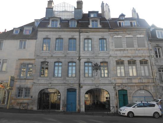 Maison natale de Victor Hugo