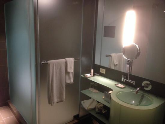 Dark Dirty Hotel Room