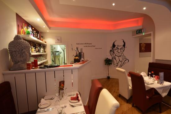 New Gandhi Indian Restaurant: Our Bar Part 60